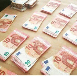 counterfeit 10 euros for sale