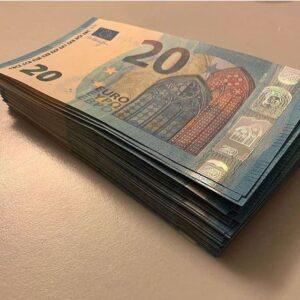 buy fake money 20 euro