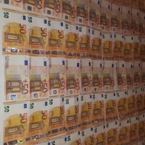 50 euro bill fake