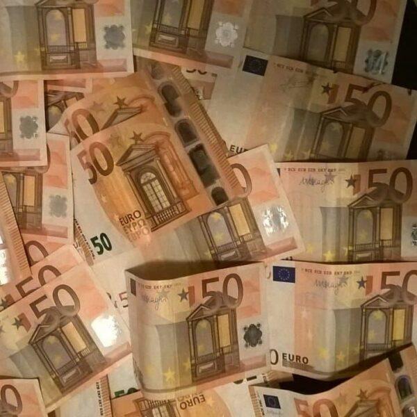 50 euro fake