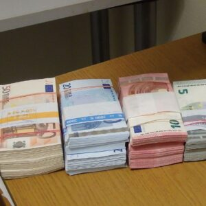 euro fake money