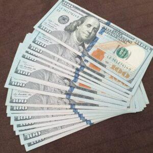 realistic fake 100 dollar bills,